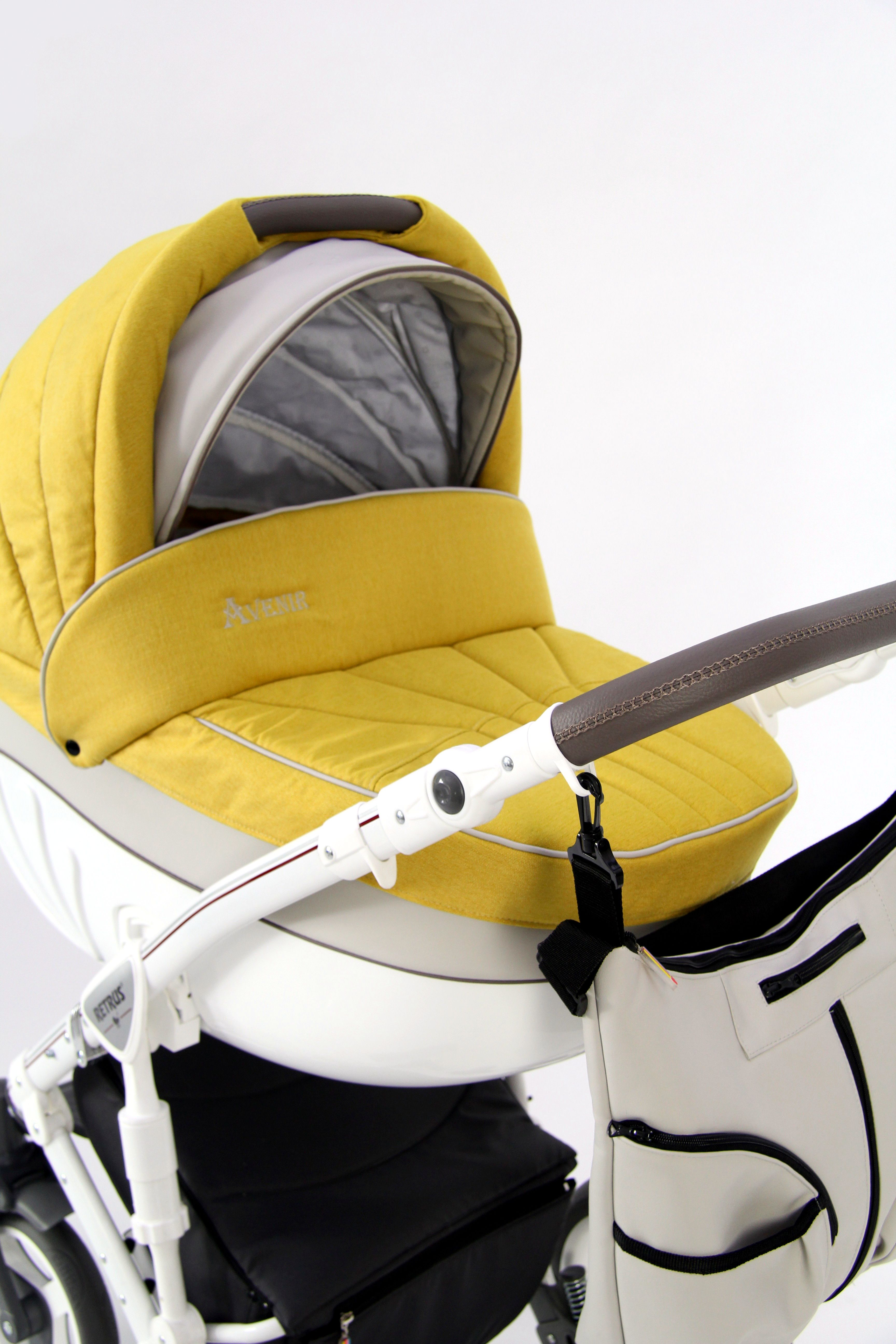 wózek dziecięcy Retrus Avenir Fox wielofunkcyjny 3